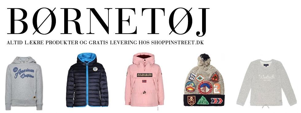 Børnetøj - tøj og sko Helsingør shopping street- shoppinstreet.dk - ShoppinStreet.dk